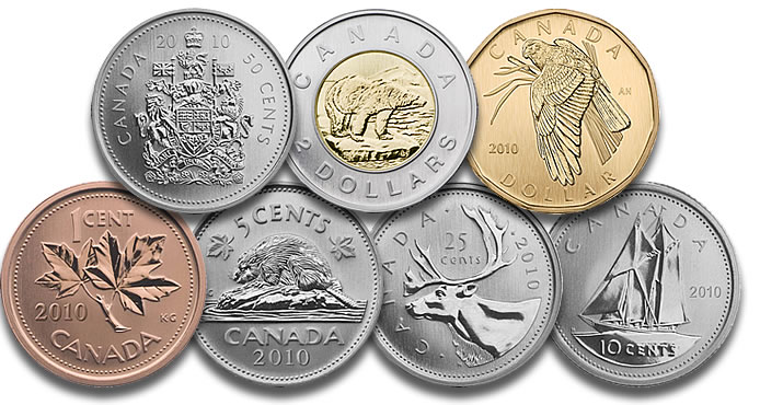 Canadian-Coins